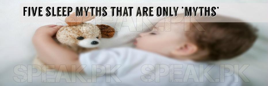 sleepmyths