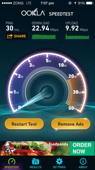 zong-speed-test